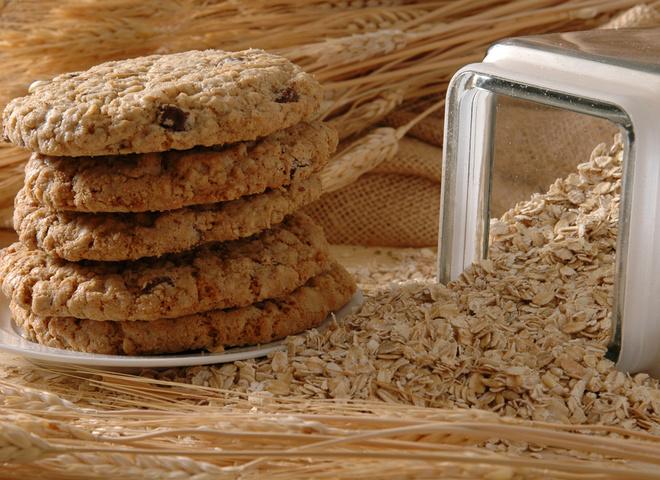 Овсяное печенье: рецепт полезной выпечки