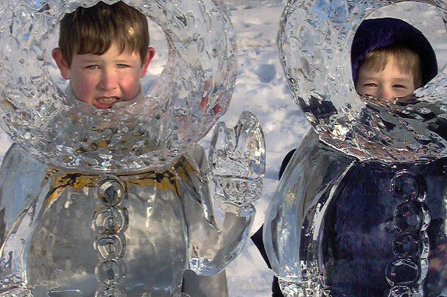Фестивали Грузии: Фестиваль ледяных фигур в Бакуриани