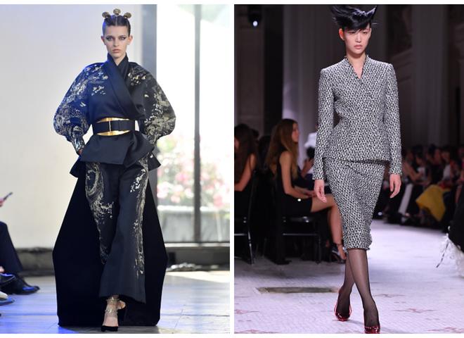 Неделя высокой моды в Париже: лучшие костюмы осень-зима 2019-2020