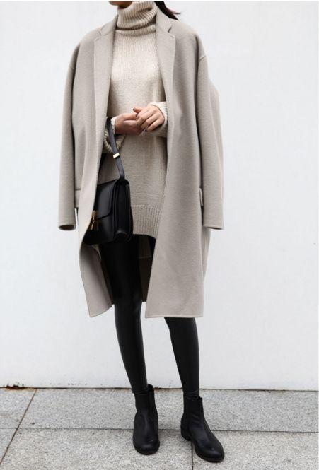 Як одягнутися в офіс взимку