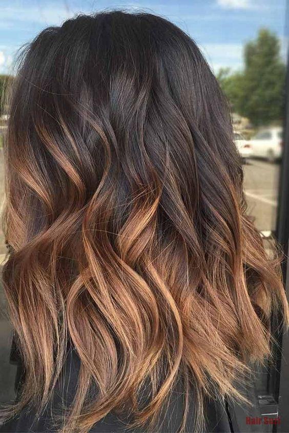 Наймодніше фарбування сезону: кориця в волоссі