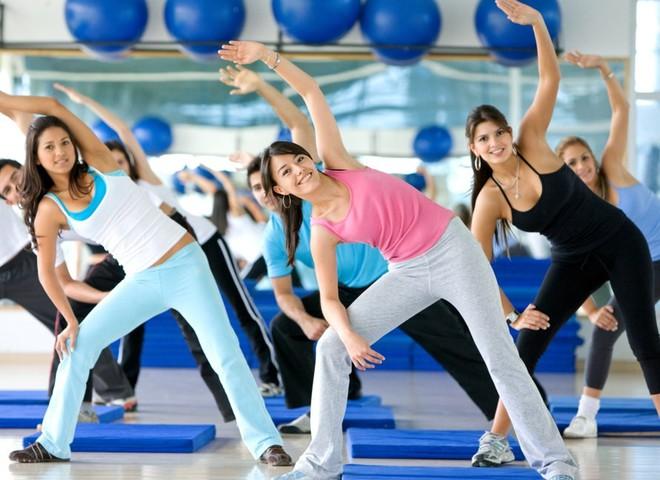 Чтобы был результат, занимайся фитнесом не менее 3 раз в неделю.