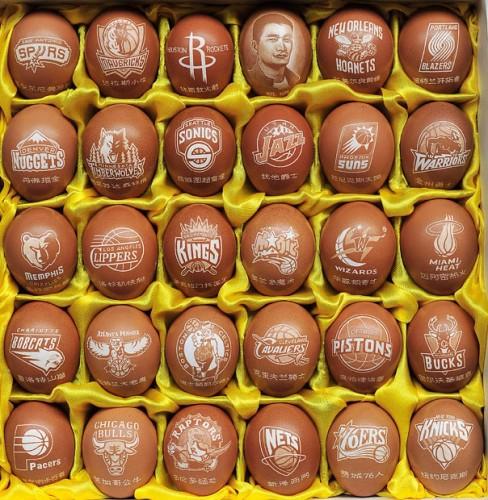 яйца НБА