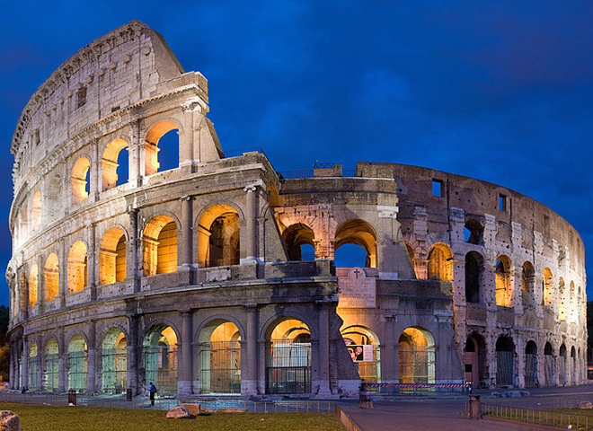 Цікаві місця Риму