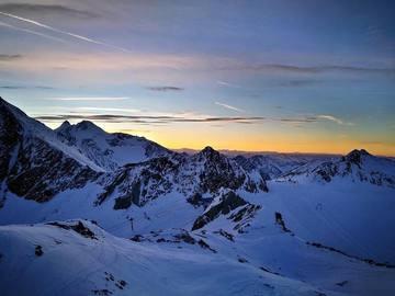 Гірськолижна Австрія