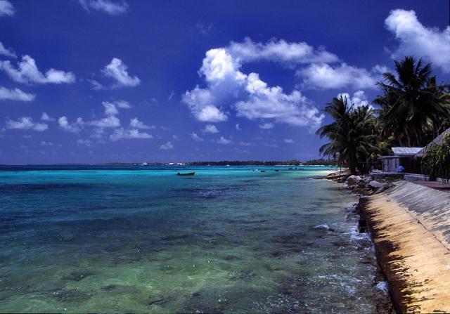 Путешествие по мини-странам: Государство Тувалу