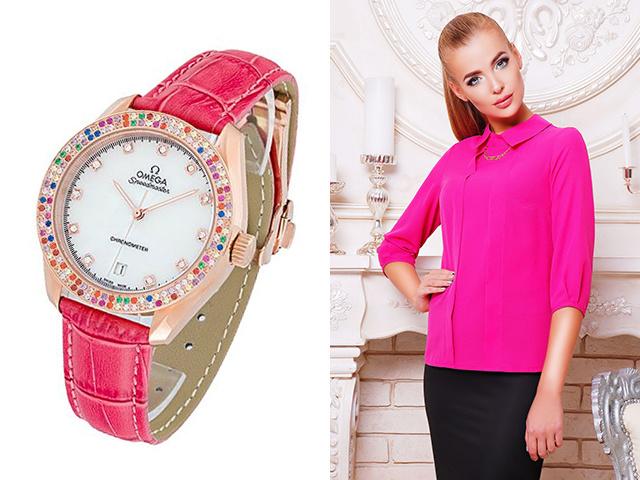 Брендові жіночий годинник - романтика ділового жанру - tochka.net 9b11704ea38eb