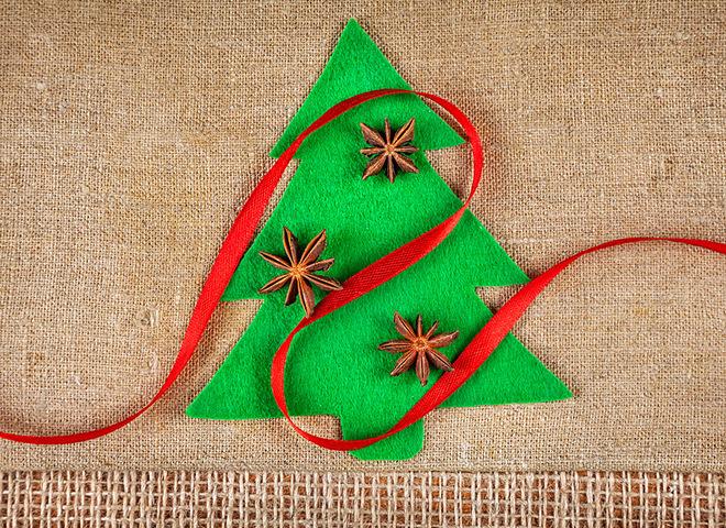Листівки з Різдвом своїми руками