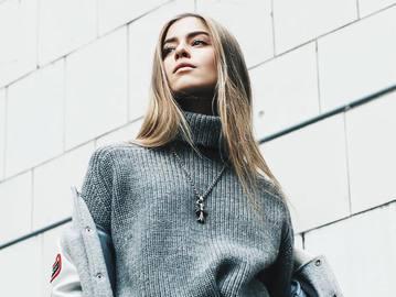 Внучка Софії Ротару стала обличчям українського тижня моди