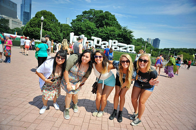 Подорож на музичний фестиваль: Lollapalooza Festival
