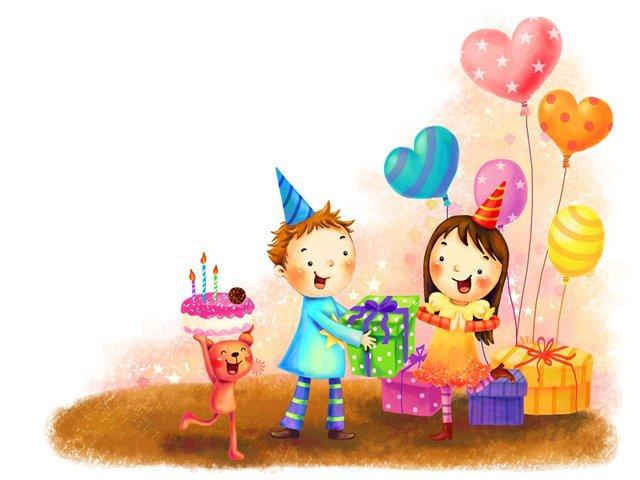 Веселого Дня рождения!