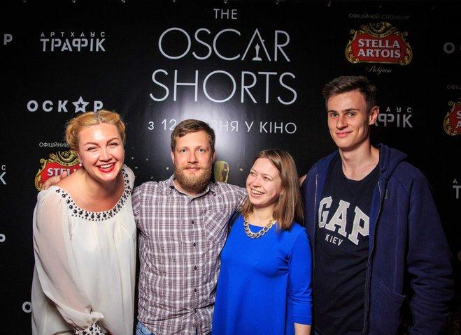 Oscar Shorts премьера