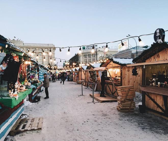 Куда поехать на Рождество 2018: празднуем в 5 городах Украины