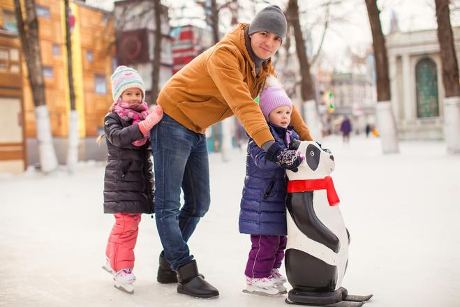 Льодові катки в Києві