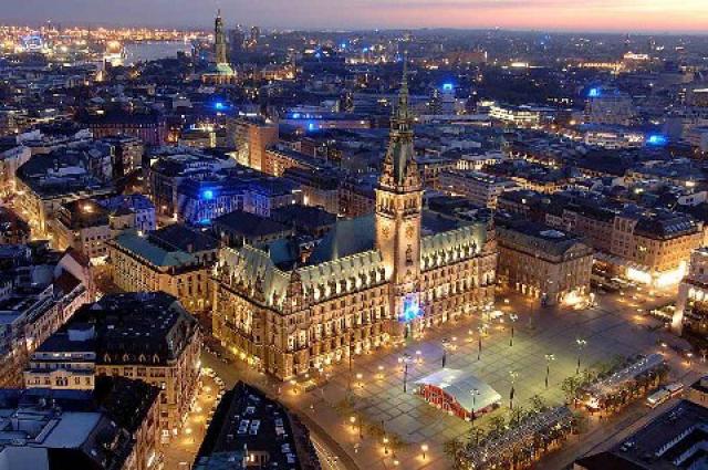 Гамбург за 24 години