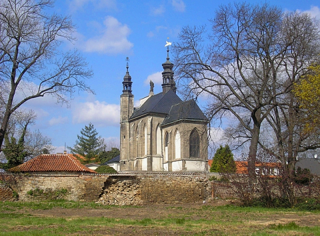 Костница. Чехія
