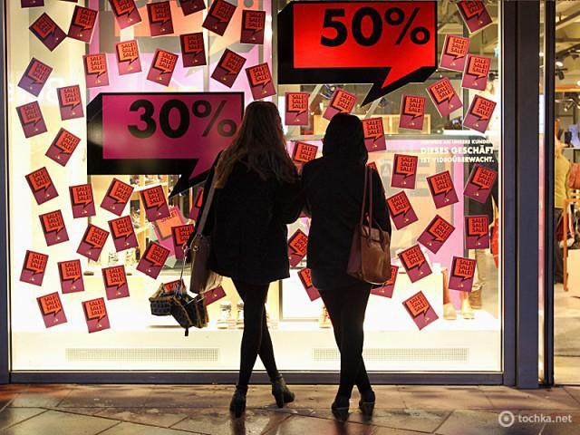 Різдвяні розпродажі: розпродажу в Берліні