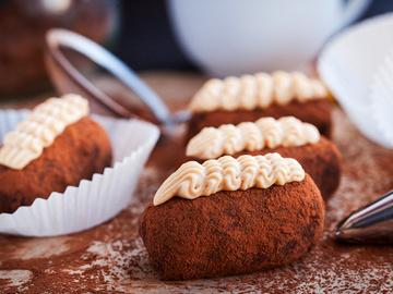 Тістечко картопля рецепт, крем, шоколад