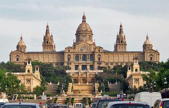 ТОП-5 способов попасть на концерт Мадонны: Барселона, Национальный музей искусства Каталонии