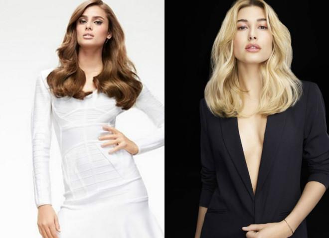 Тейлор Хілл і Хейлі Болдуін стали обличчям L'Oréal Professionnel