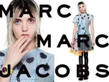 Marc by Marc Jacobs рекламная кампания