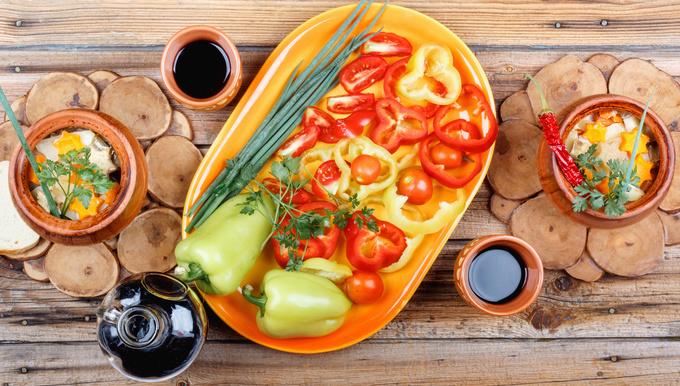 Рецепт приготування овочевого рагу в мультиварці