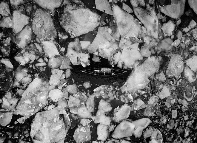 Follow me: энергетика больших городов в чёрно-белых снимках Джейсона Петерсона