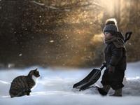 Самая сказочная зима