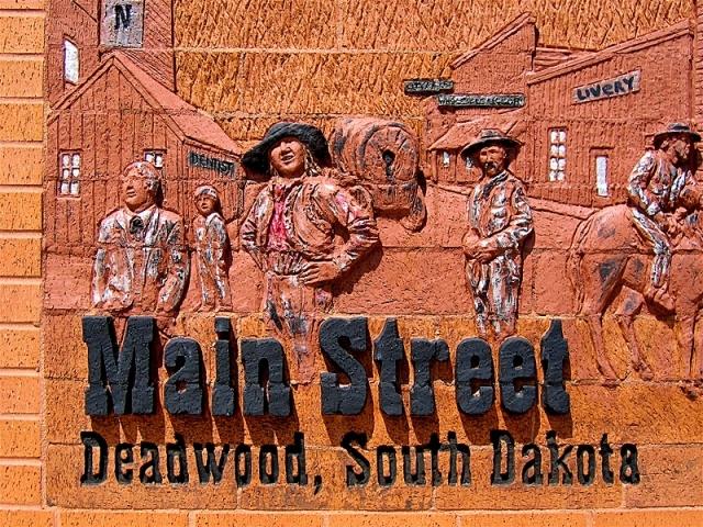 Deadwood City - місто легенда золотошукачів