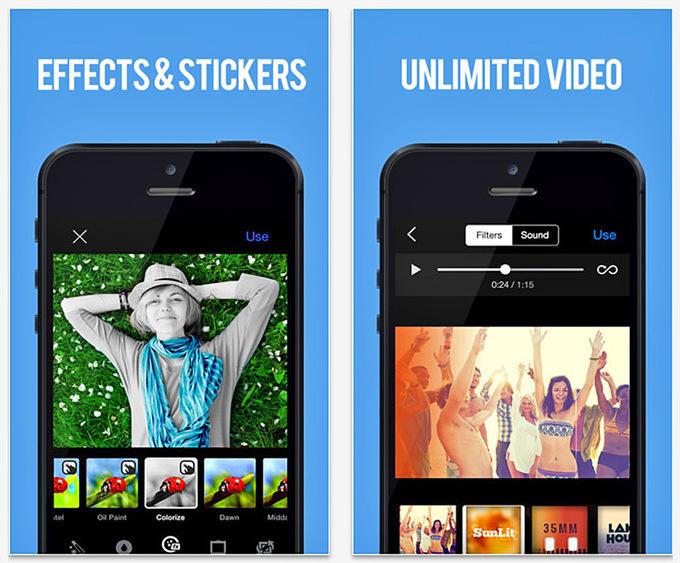 Мобільні додатки: 3 альтернативи Instagram