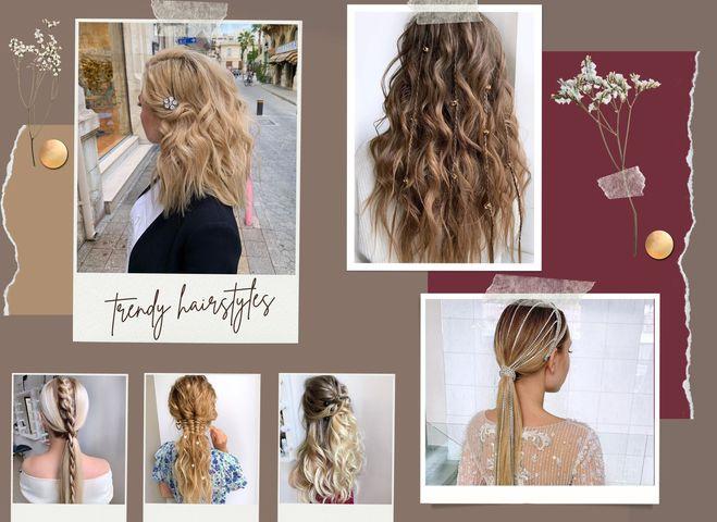 Модні жіночі зачіски та укладки