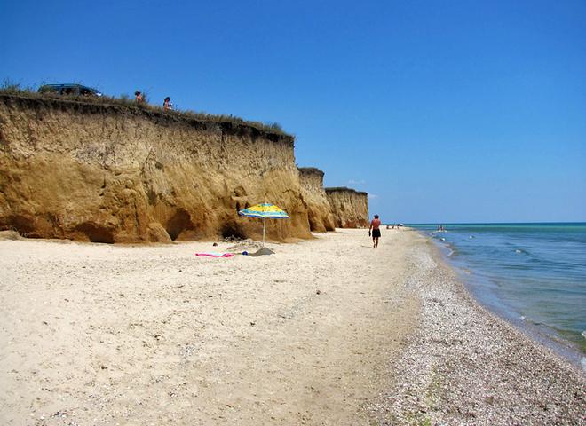 Где отдохнуть в Одесской области:Николаевка