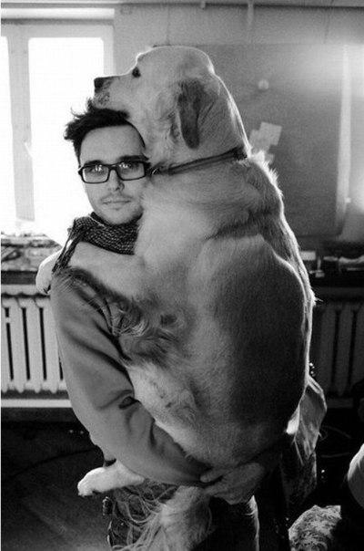 Все любят обниматься