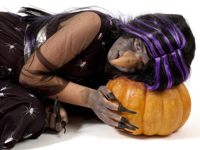 мы детям на хэллоуин своими руками