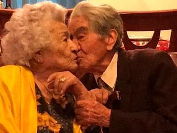 Найстарша пара в світі