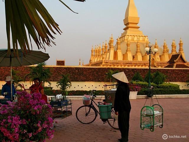 Путешествие в Лаос