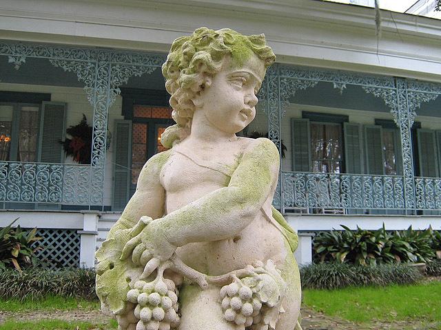ТОП гостиниц с привидениями: The Myrtles Plantation, St. Francisville, La.
