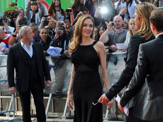 Анджеліна Джолі після операції