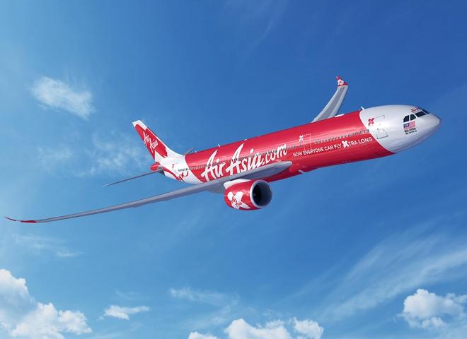 AirAsia распродажа 11-16.08