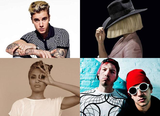 скачать топ 10 самых популярных песен бесплатно