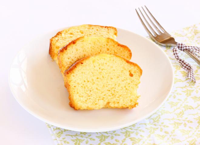 Манник: рецепт воздушного пирога с лимонным сиропом