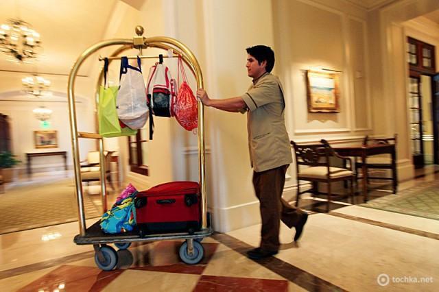 Как вести себя в отеле