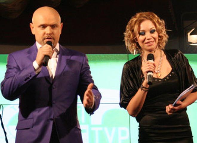 Олег Чёрный и Виолетта Трикова
