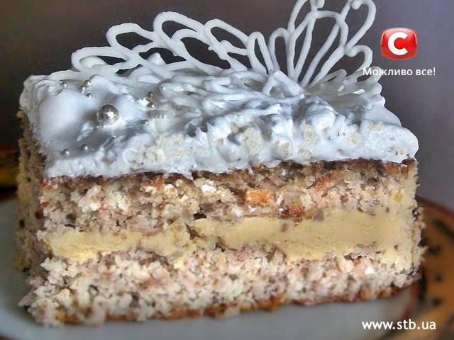 Торт из фасоли фото