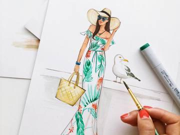 UFW оголосив конкурс fashion-ілюстрації IMAGO 2016