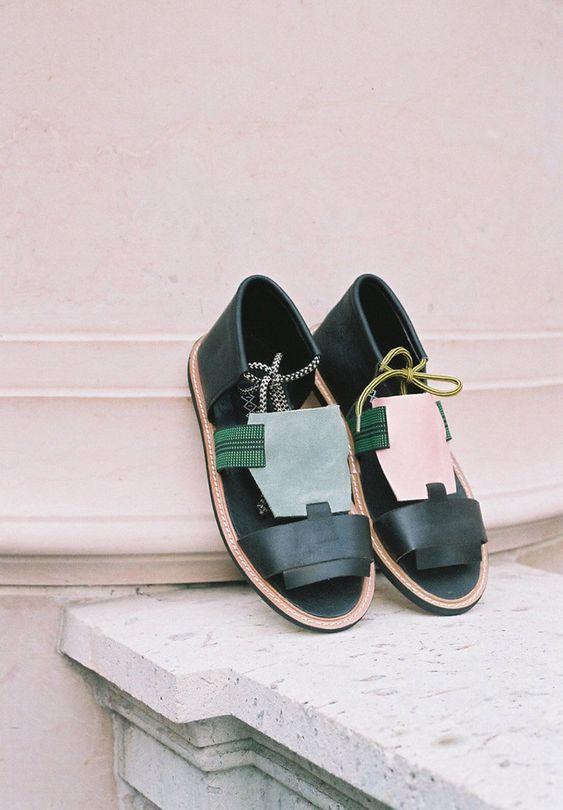 Модне взуття на теплу осінь