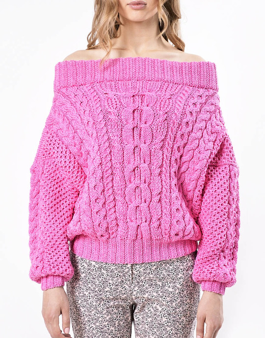 Теплые свитеры на зиму: ZO, 5750 грн