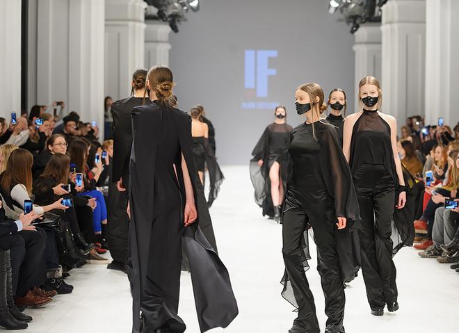 Fresh Fashion: коллекция Ivan Fotesko FW 17/18