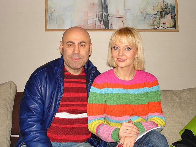 Йосип Пригожин і Валерія
