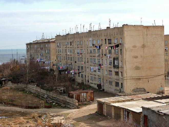 10 міст Землі, куди не варто їхати. Сумгаїт, Азербайджан
